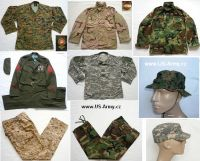 US army shop - Uniformy
